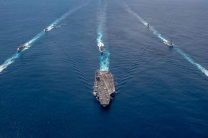 USSNimitz Carrier Strike Group