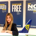 Ryanair nombra a Alejandra Ruiz Sales and Marketing Manager para España