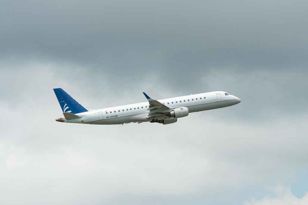Embraer, Copa Airlines