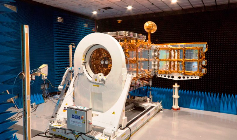 CosmoSkyMEd - Thales Alenia Space