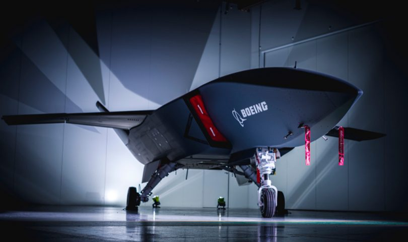 Loyal Wingman, Boeing, Prototipo, Roll Out