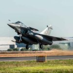 Llegan cinco Rafale a la India