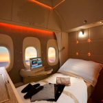 Emirates presentará su nueva Suite privada para First Class en la Arabian Travel Market 2018